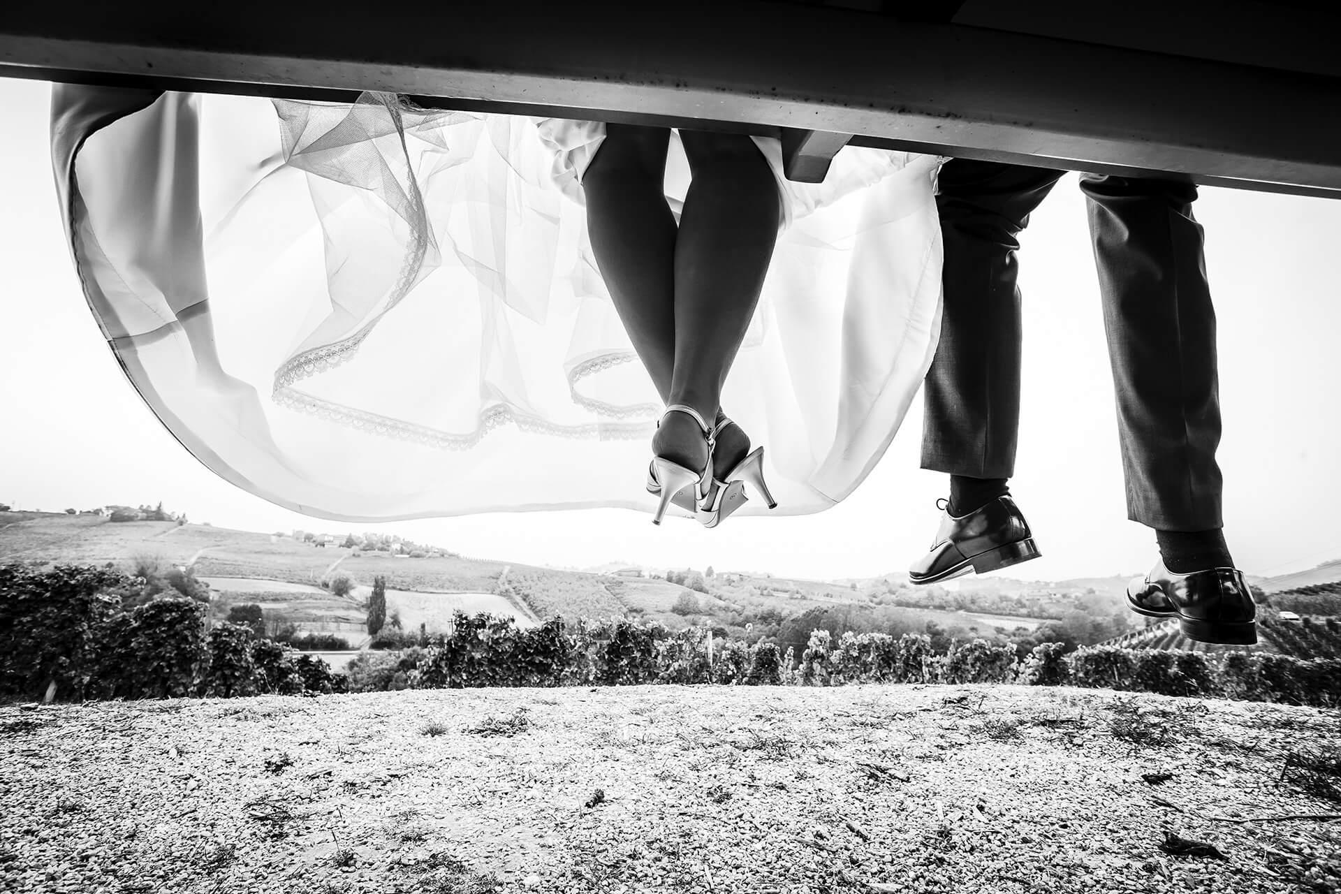 wedding langhe matrimonio panchina gigante alain battiloro fotografo